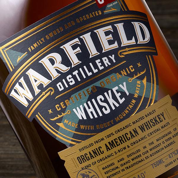 WARFIELD DISTILLERY